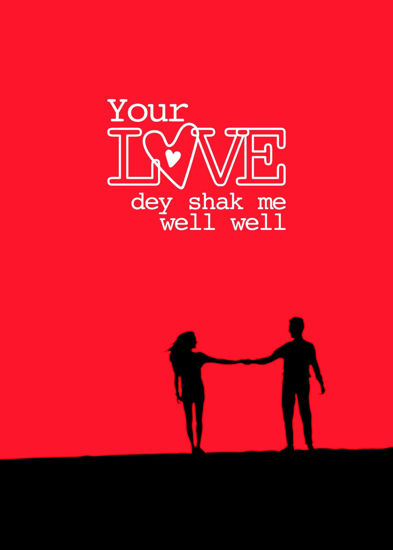 Picture of Your love dey shak me